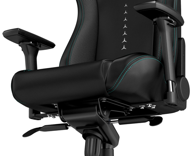 armature d'une chaise gamer